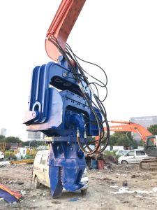 Venta directa de fábrica de alta presión profunda mezcla Pile Driver