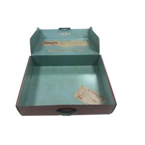 Reciclável personalizada Caixa pequena caixa de embalagem de papel