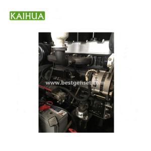 50kVA van de Diesel van het Type van Yanddong van het Merk van China de Stille Leverancier Generator van de Macht