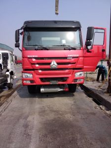 HOWO 6*4のダンプカートラックのDongfengのダンプトラック