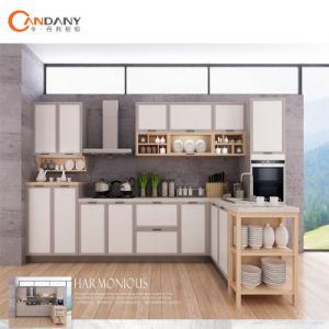 Fachmann fertigen hochwertige festes Holz-Küche-Schrank-Möbel kundenspezifisch an