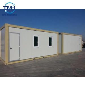 Dak van de helling prefabriceerde het Mobiele Huis van de Container van het Comité van de Sandwich