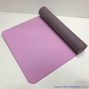 TPE Пилатес коврик дома осуществлять машинная стирка прочный коврик