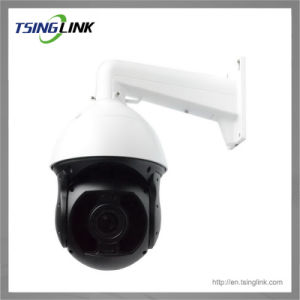 36X de optische Camera van de Koepel PTZ van de Hoge snelheid van kabeltelevisie van het Sterrelicht van het Gezoem