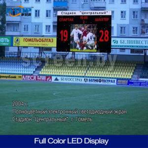6300CD/M2 de la vidéo HD Panneau mural escalier Lobby affichage LED