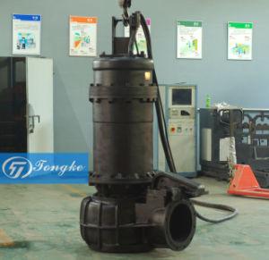잠수할 수 있는 하수 오물 배수장치 탈수 수도 펌프를 비 막으십시오