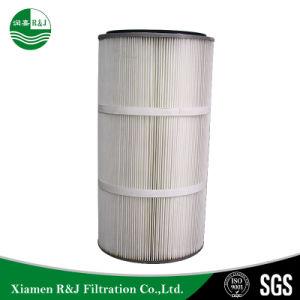 PE de poliéster de recolección de polvo del filtro de cartucho de filtro de aire