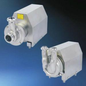 Pompe centrifuge de sanitaires en acier inoxydable SUS304 SUS316L