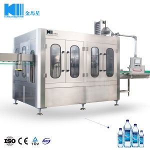 De hoge snelheid drinkt de Apparatuur van de Bottelarij van het Water voor Verkoop