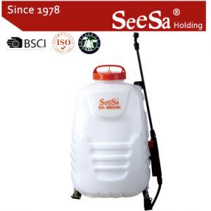 20L/eléctrica de alta atomización mochila de batería/mochila pulverizadora manual de la agricultura (SX-MD20H)