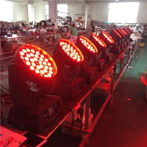 セリウムのRoHS 36X10Wのビームヘッド防水移動LED段階ライト