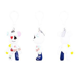 ترويجيّ بلاستيكيّة دبّ معدن [كي شين] مع رأس قابل للتمحور