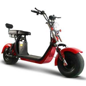 2000W工場Harley Citycocoのスクーター賃貸料ビジネスのための取り外し可能な電池の昇進の製品の電気スクーターESC005-D