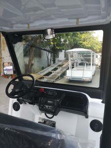 4*4 voorwaartse Elektrische Patrouillewagen