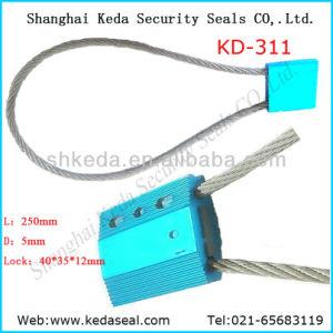 De hoge Verbinding van het Slot van de Kabel van de Container van de Veiligheid (kd-311)
