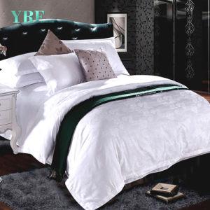 Yrf 100% Egyptisch Blad van het Bed van het Linnen van het Bed van het Hotel van de Reeksen van het Beddegoed van het Katoenen Hotel van de Luxe Zacht