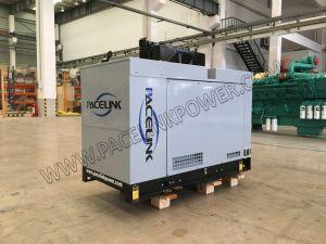 12.5kVA Kubota는 Ce/ISO를 가진 침묵하는 디젤 엔진 생성 세트를 강화했다