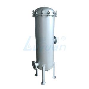 Alta qualidade do alojamento do filtro de cartucho Ss/Alojamento do Filtro de água em aço inoxidável