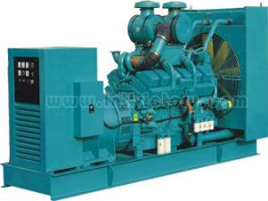 400kw는 광고 방송 & 홈 사용을%s Perkins 엔진을%s 가진 유형 디젤 엔진 발전기를 연다