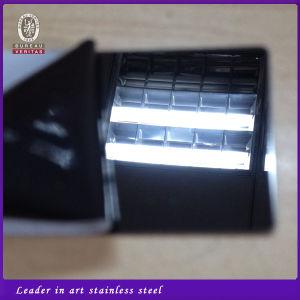 ドバイの市場のためのチタニウムの黒い上塗を施してあるステンレス鋼シート