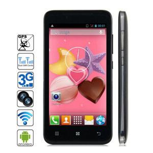 Cella Phone (le fasce di m. Pai S720 7, WCDMA 850/900/2100MHz, MTK6572 si raddoppia memoria, 3G ed il GPS all'interno)