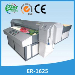 La impresora digital de inyección de tinta de vidrio