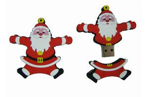クリスマスシリーズUSBのフラッシュドライブ