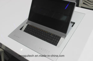 Affichage terminal de la salle de réunion avec le clavier dans LGT-F K156