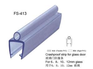 Bande d'étanchéité de porte en verre de qualité