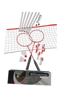 Het klassieke Badminton plaatste (Punt Nr. FSS B37)