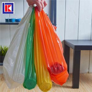 OEM Eco 쓰레기 사용을%s 친절한 주문 플라스틱 쓰레기 봉지
