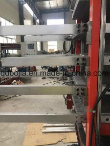 기계/가열판을 만드는 도와 4개의 층 지면