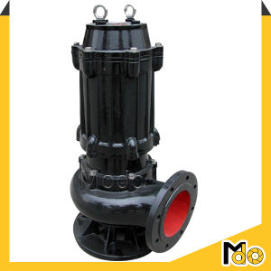 1480tr/min non pompe submersible de fuite d'eaux usées