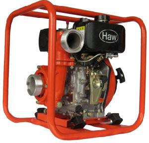 Haw 휴대용 고압 디젤 엔진 수도 펌프 (HDP20H)