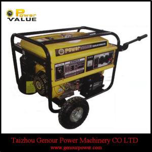 5kw generadores de gasolina de uso doméstico con CE, Soncap, Ciq
