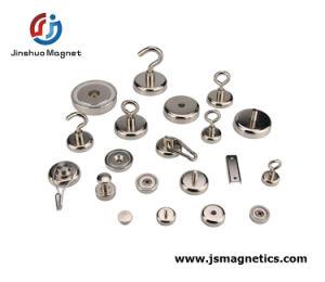 Strong неодимовых магнитов NdFeB потенциометра металлокерамические потенциометра магнит с крюка