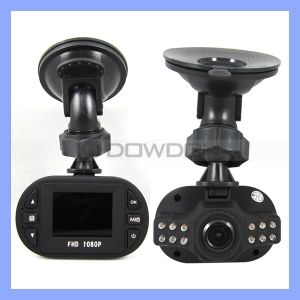 HD DVR Car Camera Recorder, 1080p Car Flugschreiber mit 6 LED LCD Driving Recorder (C0-06)