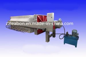 Heiß-Verkauf der hydraulischen Filterpresse-Maschine