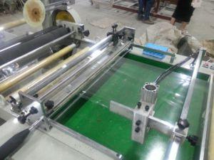 Sacchetto di sigillamento del lato di taglio di calore che fa macchina