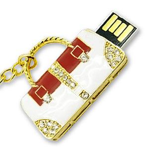 Ювелирные изделия USB-накопитель USB перо перо привода диска (KH J009)