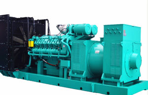 Transformer를 가진 1200kw 1500kVA Medium Voltage Mv Generator Diesel