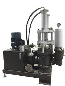 Hochdrucktauchkolbenpumpe für Filterpresse
