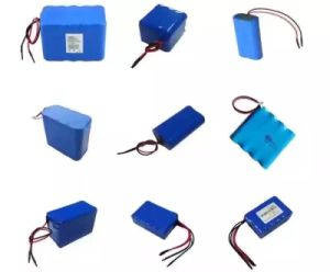 12V 15ahのリチウムイオン充電電池18650太陽街灯の動力工具10ah~、使用できる20ahをつけるLEDのための11.1V李イオン3s5p収縮の覆いPVC電池