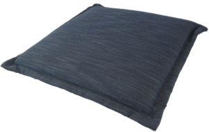 Almofada Quadrada almofada exterior com Frill e fecho de correr