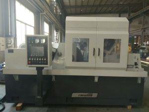 Centerless CNC máquina de moler para anillos de rodamientos, bares, Shaffts Max. Od. 300mm PLC para control numérico