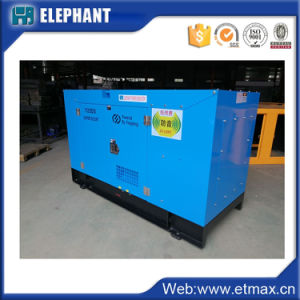 generatore diesel silenzioso di 20kw 25kVA 60Hz Ysd490d