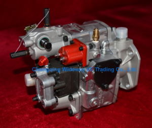 Cummins N855 시리즈 디젤 엔진을%s 진짜 고유 OEM PT 연료 펌프 4951526