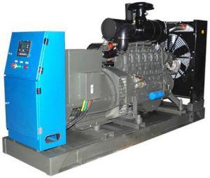 3 fase Diesel van 8 Cilinders van de Luchtkoeling Generator
