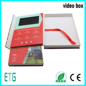 Contenitore di video di stampa di colore del punto dello schermo da 7 IPS di pollice