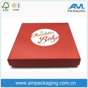 食品等級の卸売のトンコワン印刷されたRecyclabel Mooncake Pakcagingボックス